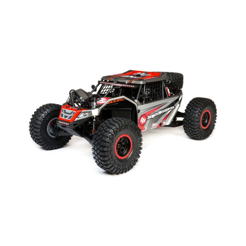 Losi Super Rock Rey 1:6 4WD AVC RTR BajaDesigns - 1
