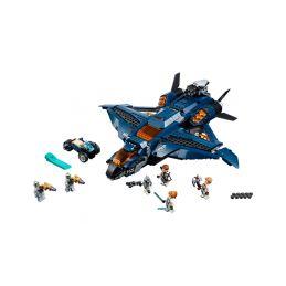 LEGO Avengers - Parádní tryskáč Avengerů - 1
