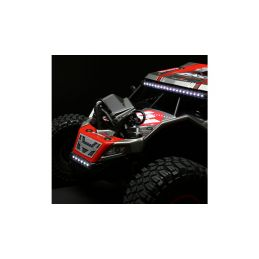 Losi Super Rock Rey 1:6 4WD AVC RTR BajaDesigns - 11