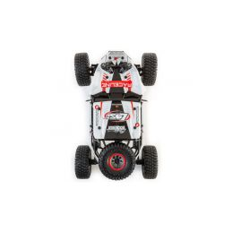Losi Super Rock Rey 1:6 4WD AVC RTR BajaDesigns - 29