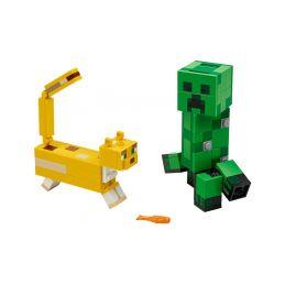 LEGO Minecraft - Creeper a Ocelot - 1