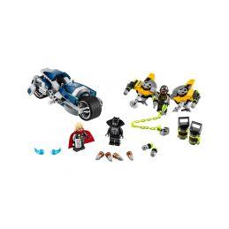 LEGO Avengers - Zběsilý útok na motorce - 1