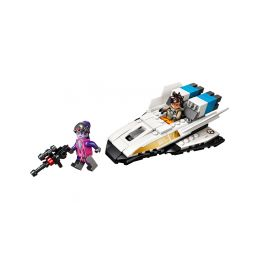LEGO Overwatch - Tracer vs. Widowmaker - 1