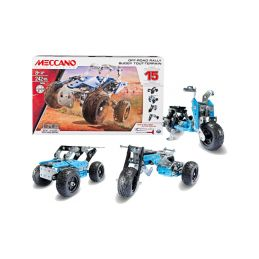 MECCANO - OffRoad Rally 15 - 1