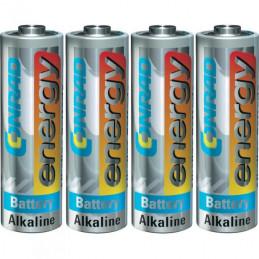 Alkalické baterie AA Mignon...