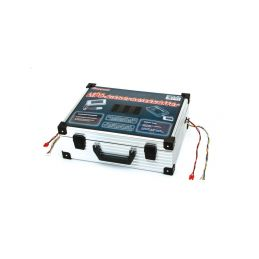 LiPo-bezpečnostní kufr 400x300x140 mm - 1