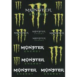 Polepy Monster Energy