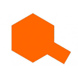 PS43 oranžová průhledná
