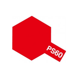 PS60 bright mica red