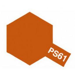 PS61 Oranžová metalíza